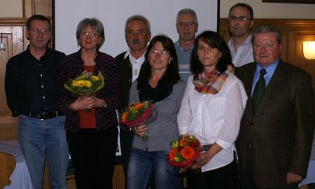 Vorstand des Lintacher Dorf- und Kulturvereins